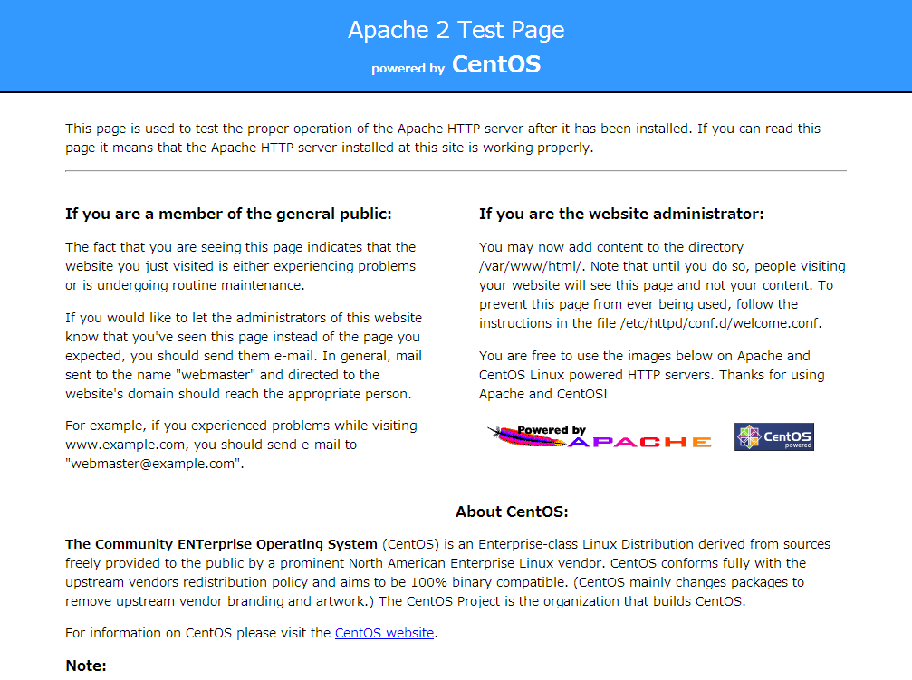 Apache HTTP Server Test Page powered by CentOS.png